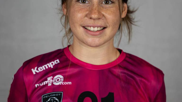 VAUJANY Morgane