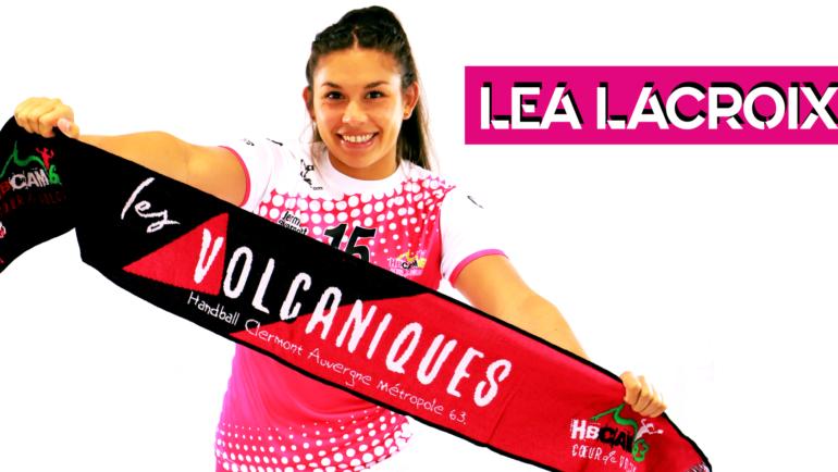 À la rencontre de Léa Lacroix
