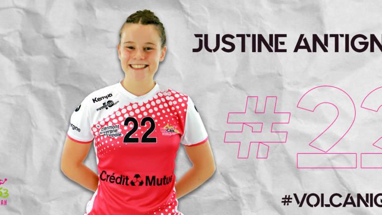 Rencontre avec Justine Antignac !