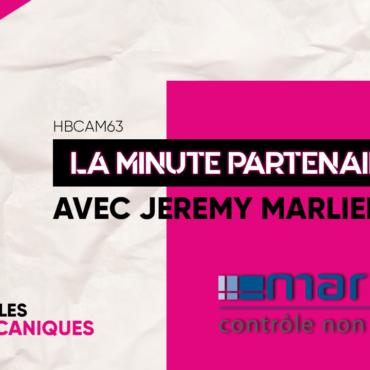 La minute partenaire : rencontre avec Jérémy Marlier et Marlier SA.